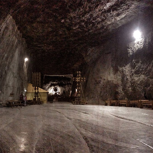 Praid (Salt mine)